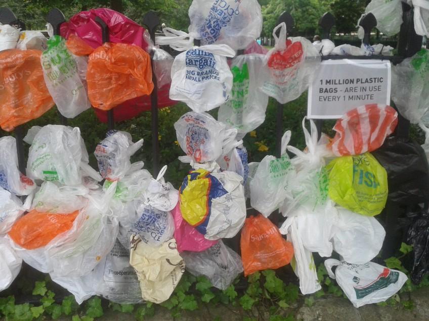 Plastic Bags: The Future